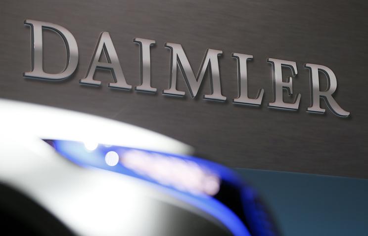 Daimler объявил оботзыве 1 млн авто Mercedes повсей планете