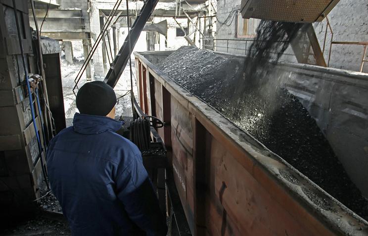 РФостается главным партнером Украинского государства вимпорте иэкспорте угля