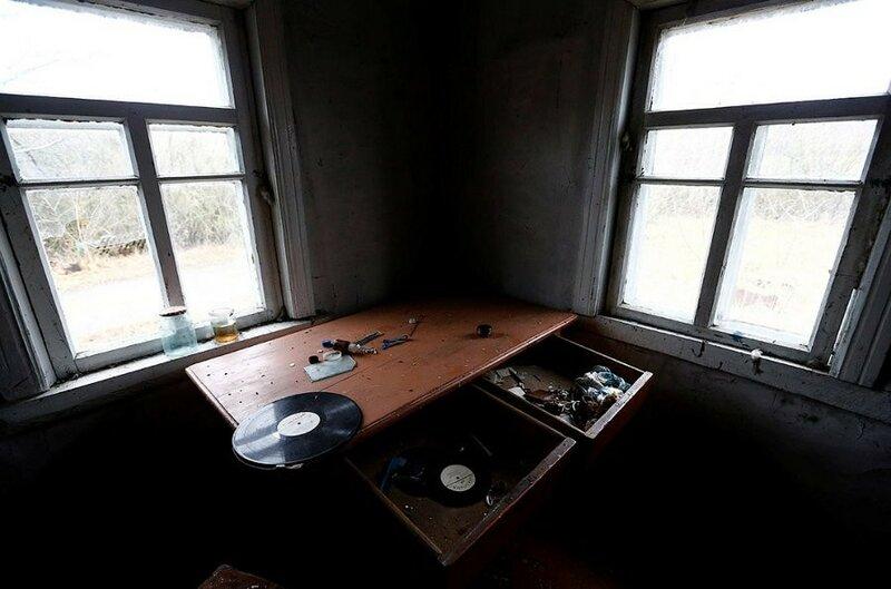 Чернобыльский долгожитель