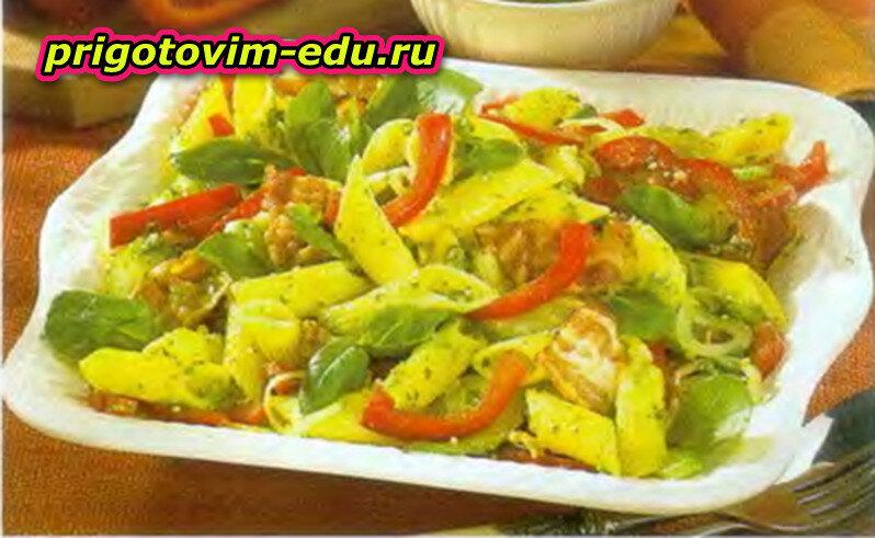 Флорентийский салат