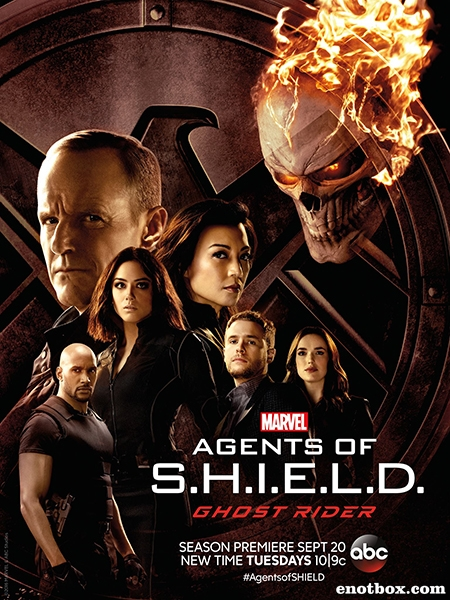 ������ ��.�.�.� / Agents of S.H.I.E.L.D. - ����� 4, ����� 1-4 (22) [2016, WEB-DLRip | WEB-DL 1080p] (LostFilm)