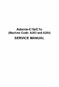 service - Инструкции (Service Manual, UM, PC) фирмы Ricoh 0_1b1d27_aaedf730_orig