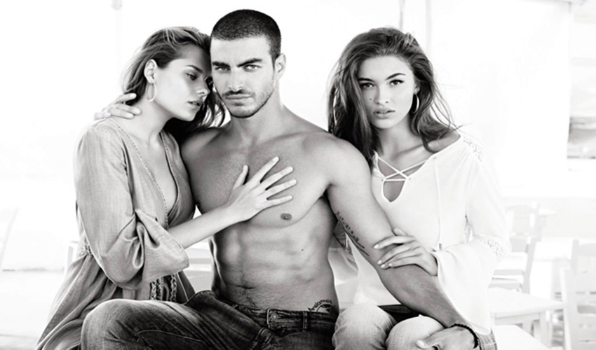 Guess Spring-Summer 2016 Campaign