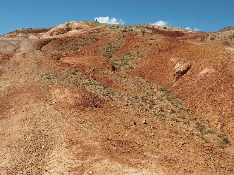 Россия, Алтай - марсианские пейзажи (Russia, Altai - Martian landscape)