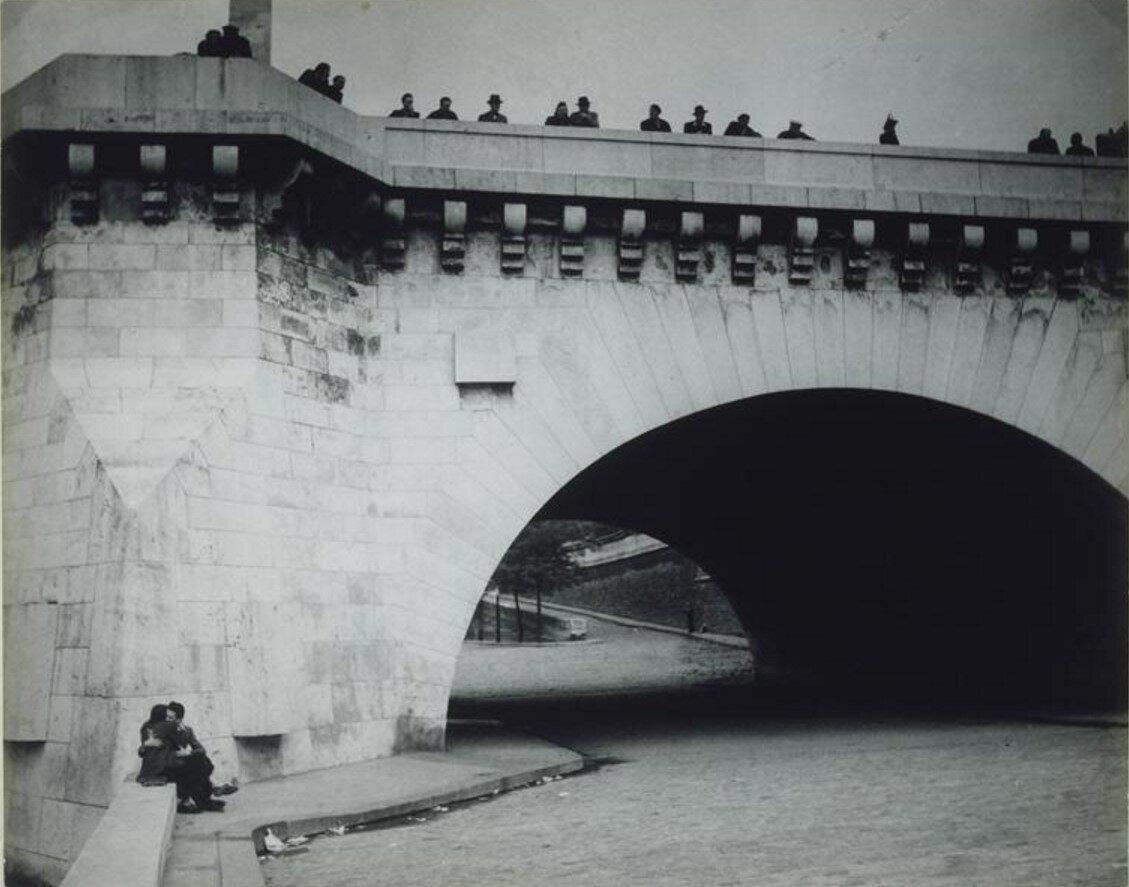 1930-е. Мост Турнель