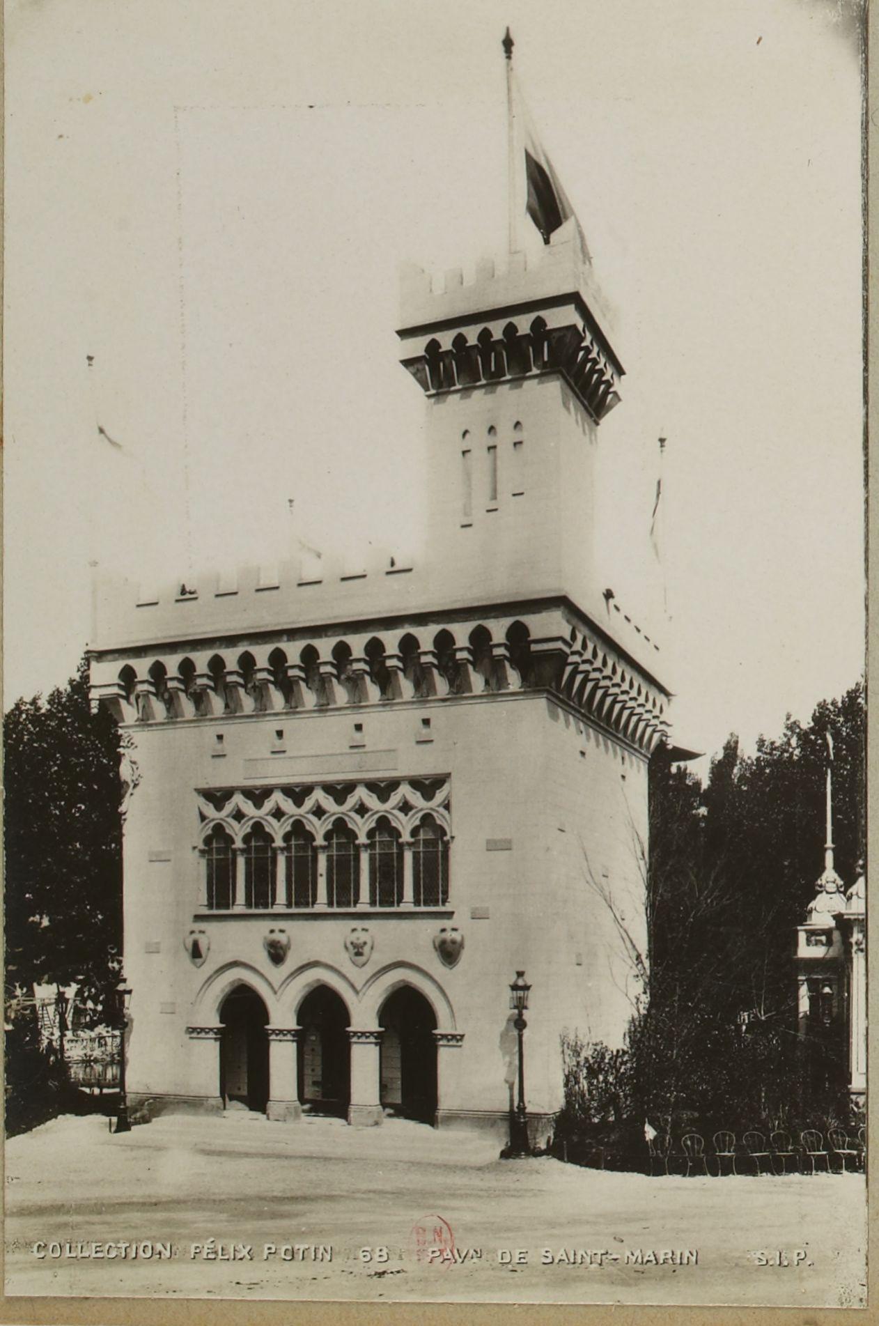Павильон Сан-Марино