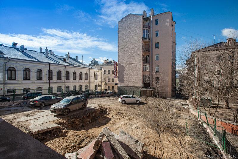 Фабрика Лорие - Звонарский переулок, 5, строение 2