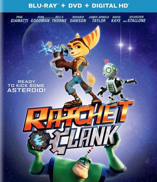 Рэтчет и Кланк: Галактические рейнджеры / Ratchet & Clank (2016/BDRip/HDRip)