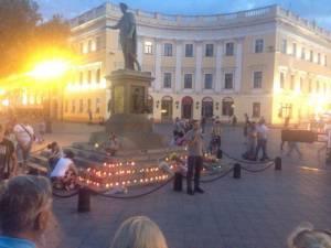 Чествование годовщины Іловайської трагедии