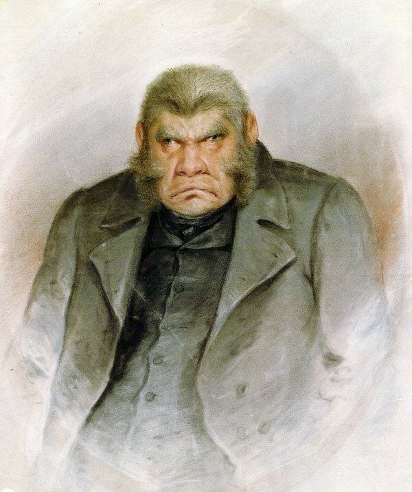 Петр Михайлович Боклевский. Собакевич.jpg