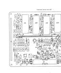 Радиостанция Р-143. Техническое описание. Чертеж платы ФУ