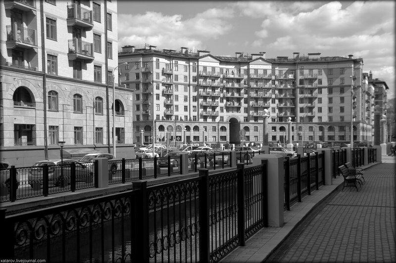 Жилой комплекс Город набережных в Химках