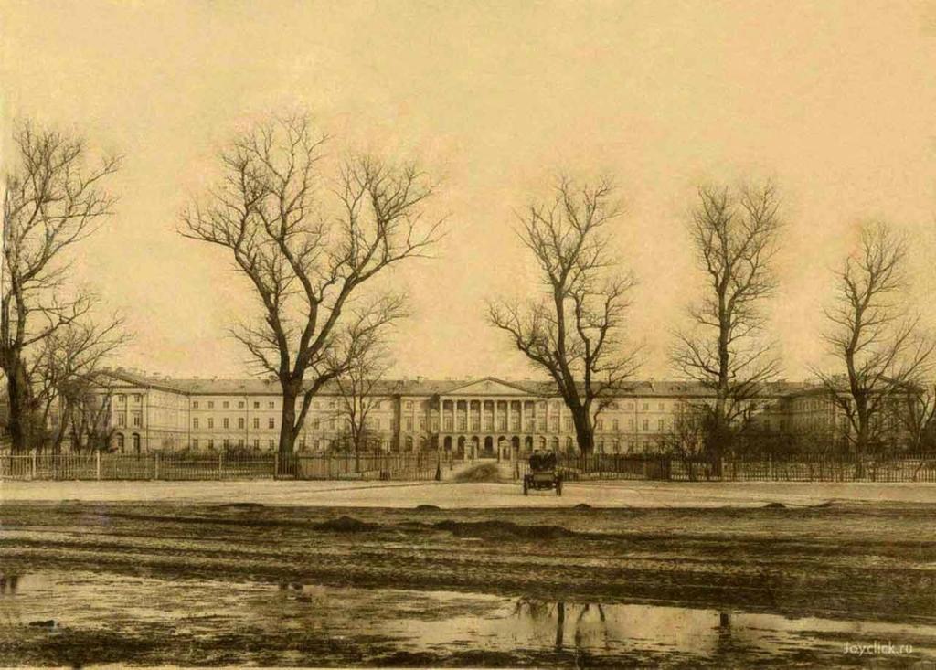 Дореволюционная Россия в фотографиях, Смолянки 1889 г, ретро-фото 19 века