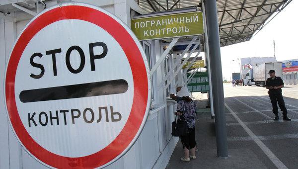 Госпогранслужба Украины увеличила число пограннарядов награнице сКрымом