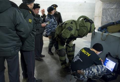Угроза взрыва настанции метро «Филевский парк» в столицеРФ  неподтвердилась