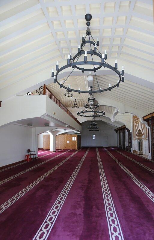 Гранада. Большая мечеть (Mezquita Mayor de Granada)