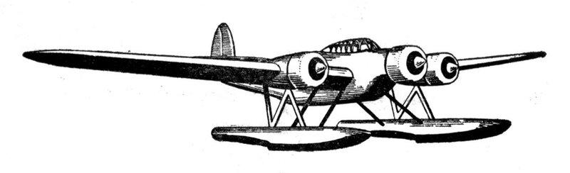 Силуэты итальянских самолетов (1939) 056