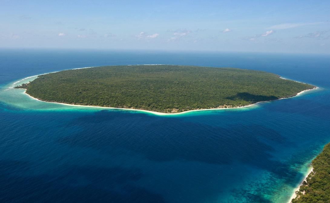Мальдивские острова Из 1200 мальдивских островов около 1000 остаются необитаемыми. Эти острова,