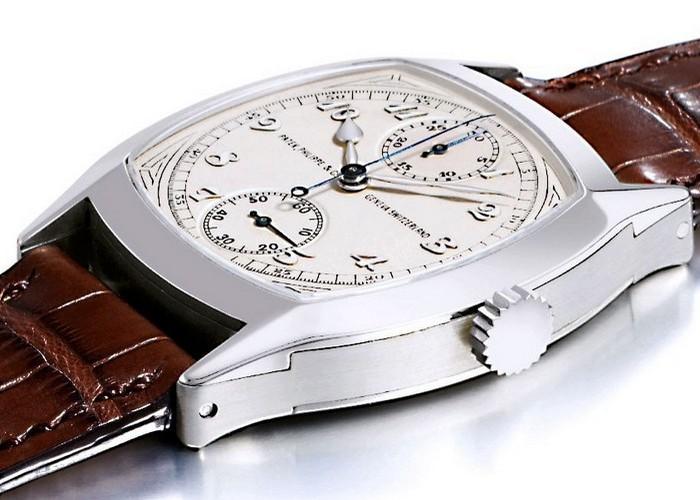 2. Patek Philippe, 1928 Single-Button Chronograph $ 3,6 млн Компания Patek Philippe & Co была основа