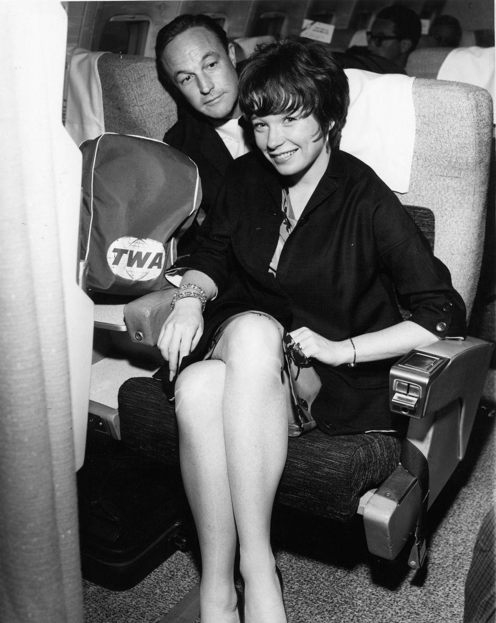 Anjelica Huston, Jack Nicholson и Fred Astaire
