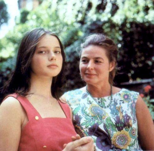 Isabela Rossellini и David Lynch