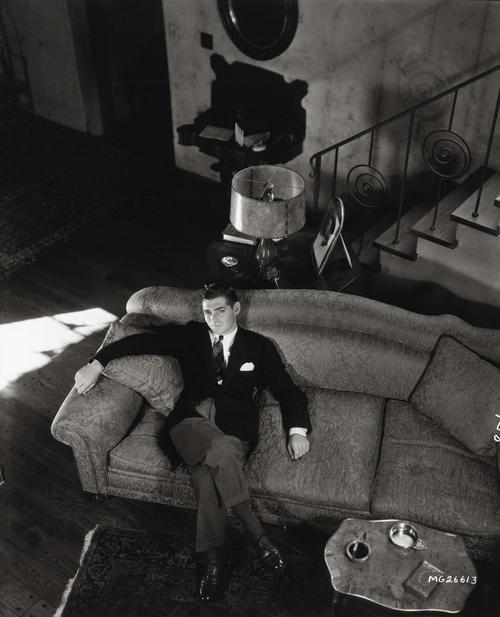 Clark Gable, Van Heflin, Gary Cooper и James Stewart гдето в Беверли Хилс, 1957
