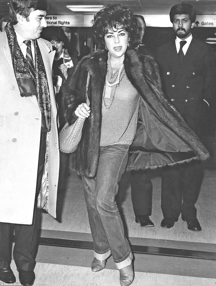 Хью Грант и Элизабет Хёрли.