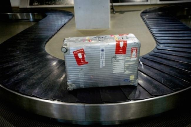 Сотрудники аэропортов действительно бережно транспортируют багаж стакими замечаниямии, кстати, выг