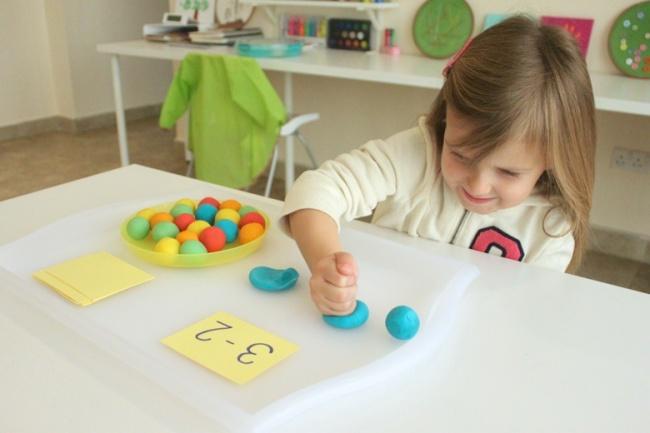© www.123homeschool4me.com  Как играть С помощью этой игры можно прекрасно обучиться вычитанию