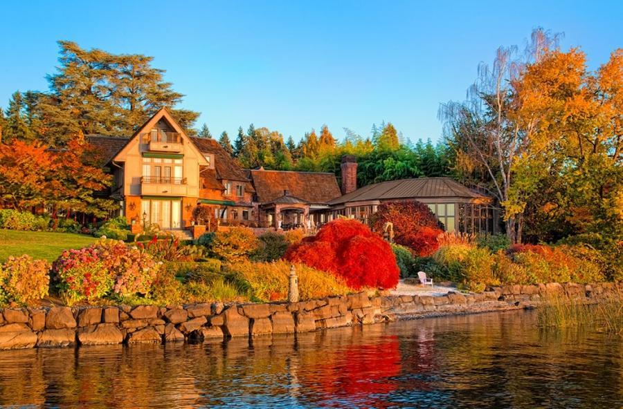 12. Сиэтл, Вашингтон