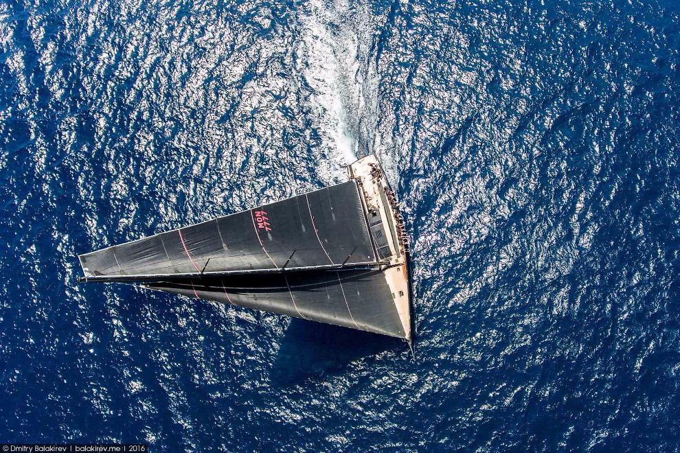 14. Погода на Сардинии кажется идеальной. В июне уж точно. Бирюзовая вода, палящее солнце, легкий мо