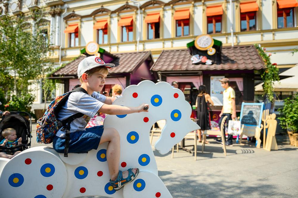 «Московское варенье» продолжило добрую традицию общегородских фестивальных квестов, открыв 22 июля «
