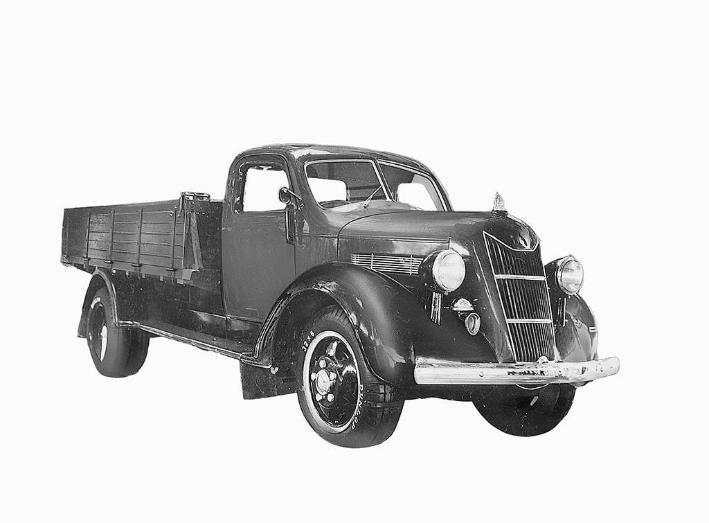2. Уже в мае 1934 года компания произвела свой первый двигатель типа А, который был использован в пе