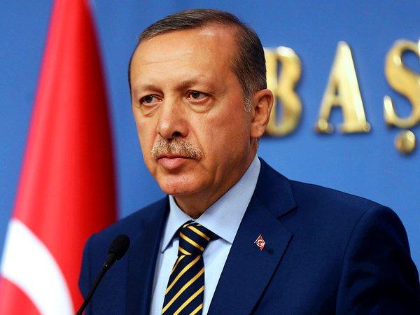 Турция желает с одушевлением начать новейшую фазу вотношениях сРоссией— Эрдоган