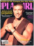 PlayGirl magazine 1994-10