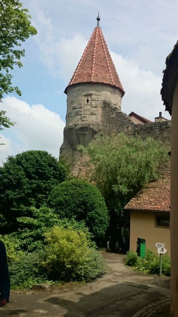Путешествие в 13 дней по Баварии на авто. Июнь 2016 г.