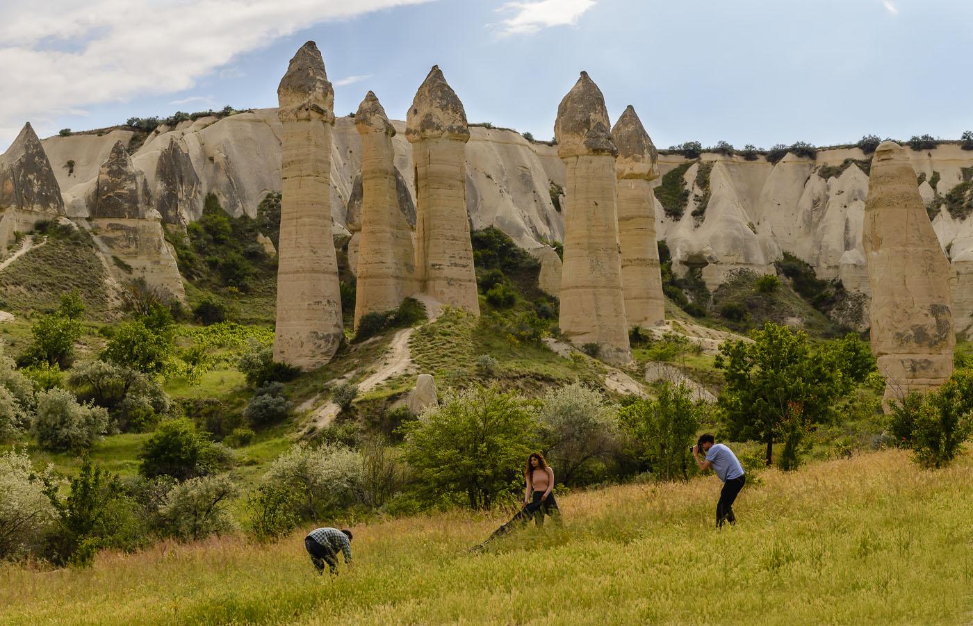 Фото 20. Каппадокия. Фотосессия в Долине любви (Love Valley). Отчеты туристов об отдыхе в Турции. 1/500, -1.33, 8.0, 250, 55