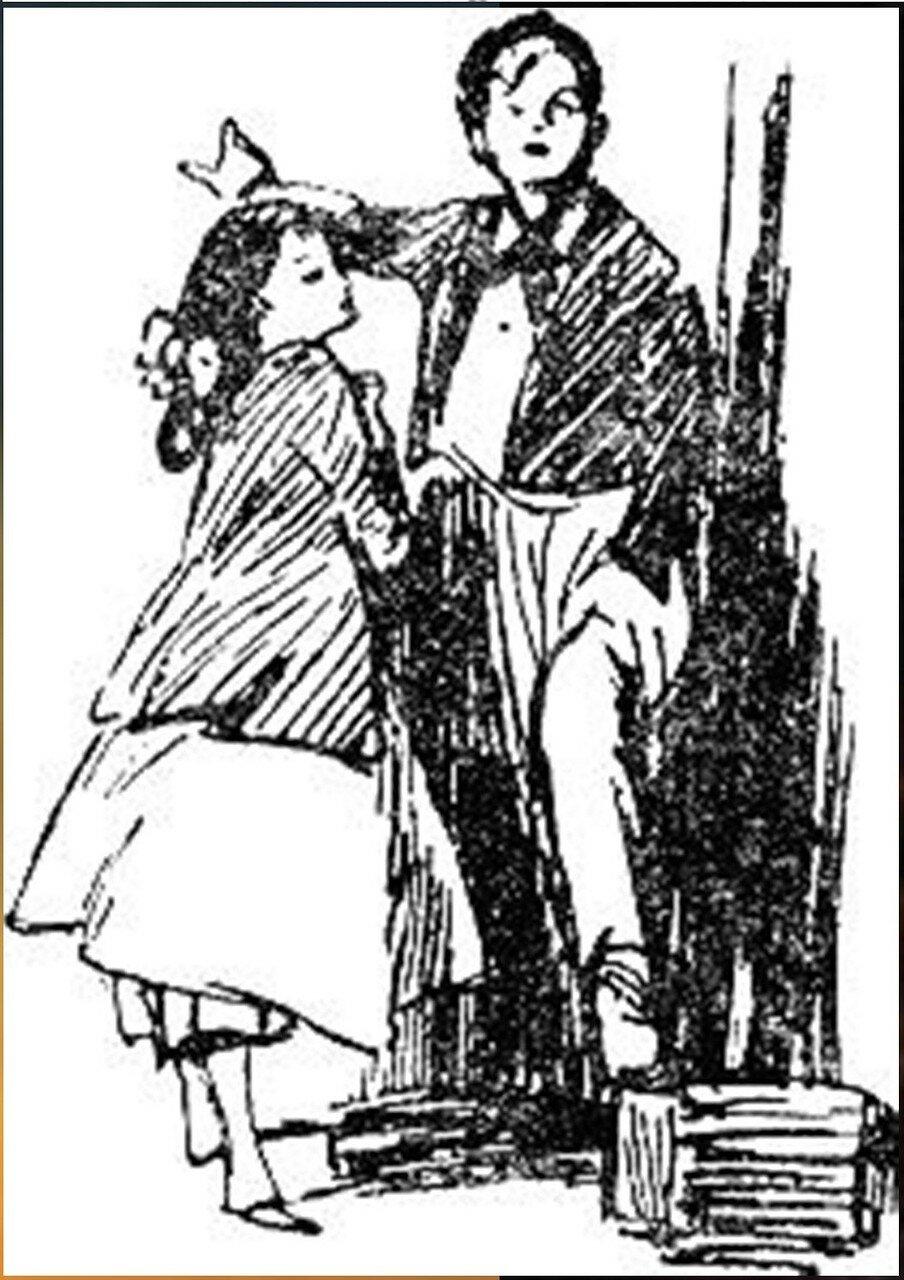 Иллюстрация В. Н. Горяева к пр-ю М.Твена Приключения Тома Сойера (27).jpg