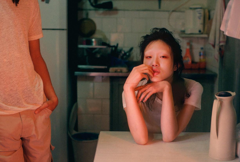 Sora Choi by Elina Kechicheva - W Korea july 2016