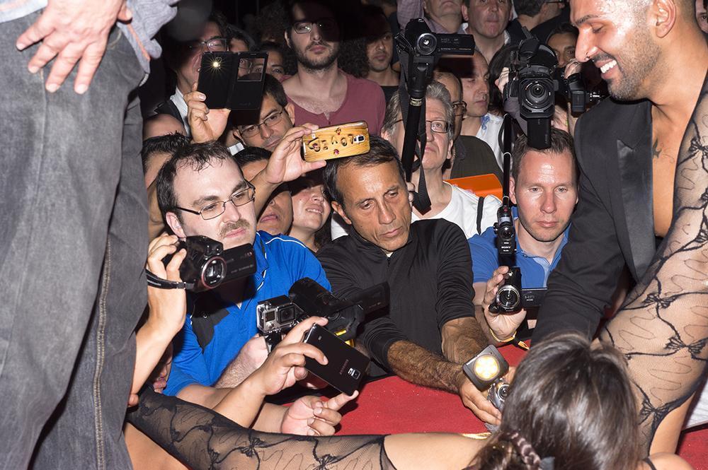 Что фотографировали на главном эротическом шоу Барселоны