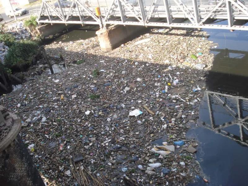 Самые грязные реки