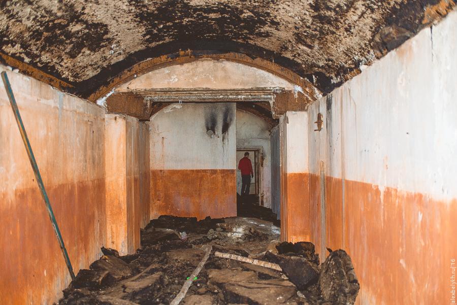 alexbelykh.ru, Казарма-убежище на 100-120 человек