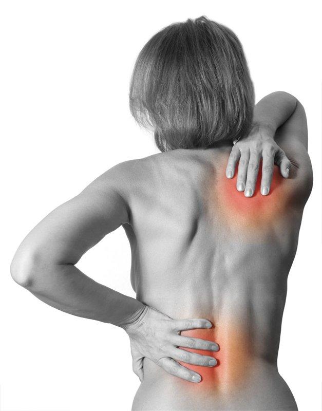 Лечение остеохондроза грудного отдела по авторским методикам доктора Жуковского
