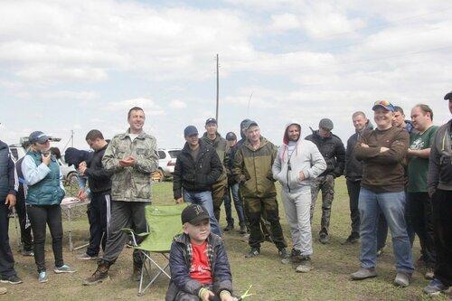 Весенний рыболовный турнир Охотники.КЗ