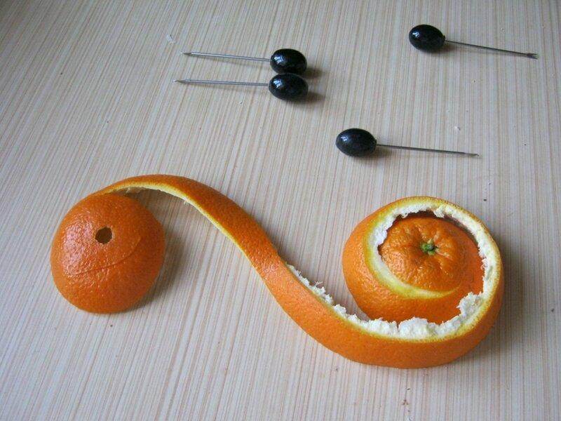 Апельсиновые нотки