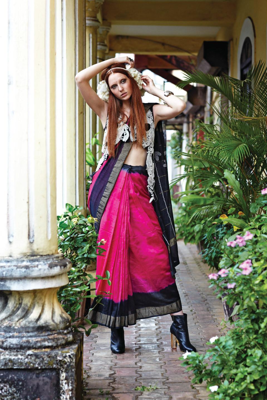 Goa Sari