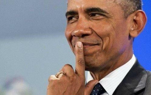 Улыбка Обамы