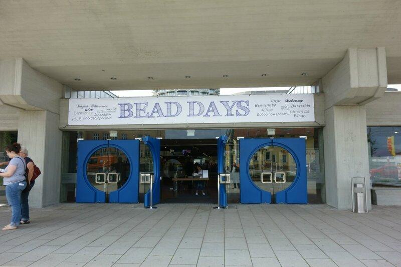 Выставки: Аугсбург, Bead Days 2016
