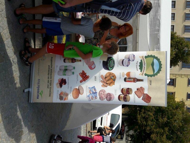 О жизни: Ярмарка ремесел в Йиглаве. Чехия