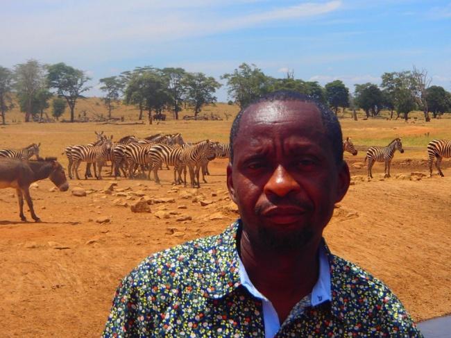 © Patrick Kilonzo Mwalua  Идея развозить воду появилась после того, как из-за отсутствия дождя